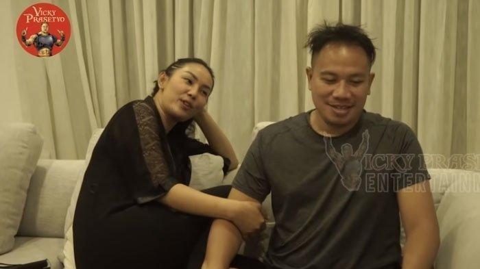 Raffi Ahmad Tiba-tiba Singgung soal Isi Pesan di Medsos Vicky Prasetyo, Kalina: Aku Minta Password