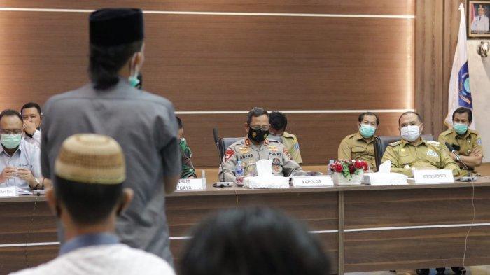Penambang Mengadu, Gubernur Bangka Belitung Beri Solusi