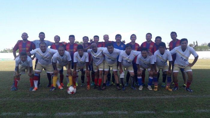 Pemain Veteran Kampung Bintang Club (KBC) FC 78 Bersiap Jajal Lapangan di Luar Negeri