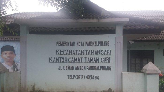 Ini Alasan yang Diungkapkan Camat Taman Sari Perhitungan Suara DPRD Kota dan Provinsi Butuh Waktu