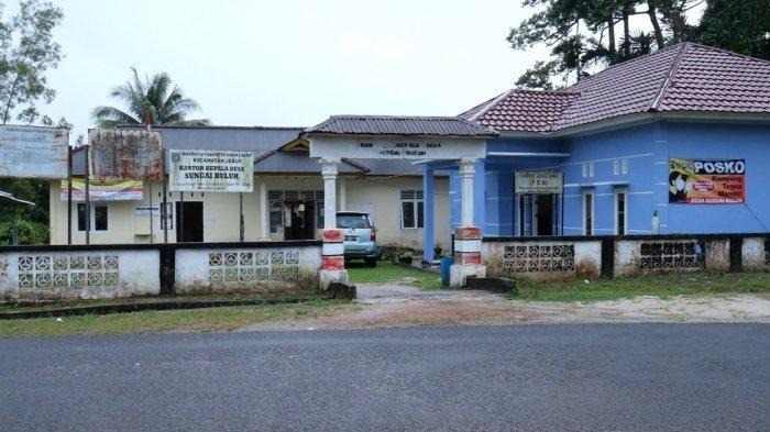 Kantor Desa Sungai Buluh Kecamatan Jebus Kabupaten Bangka Barat