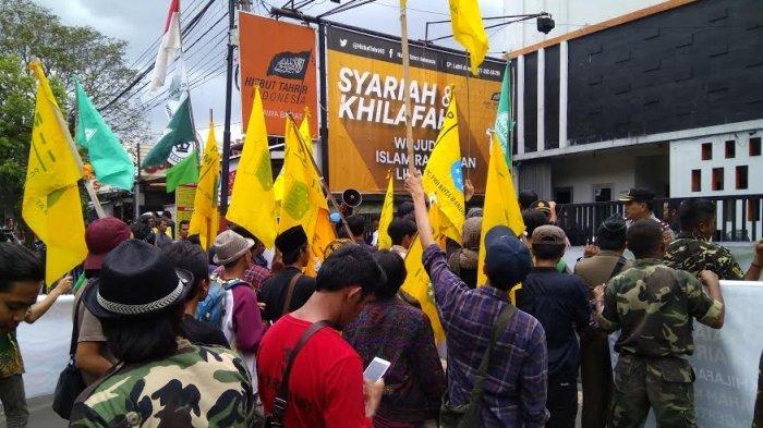 Ketua HTI Protes Pemerintah Tak Beri Peringatan Dulu Sebelum Bubarkan Ormas