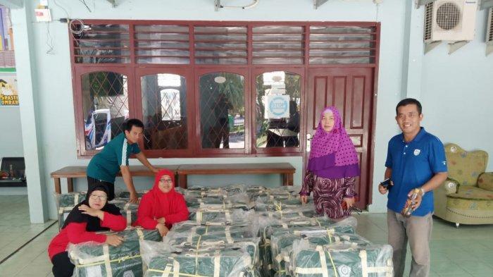 84 Koper Tambahan Calon Haji Pangkalpinang Dibagikan