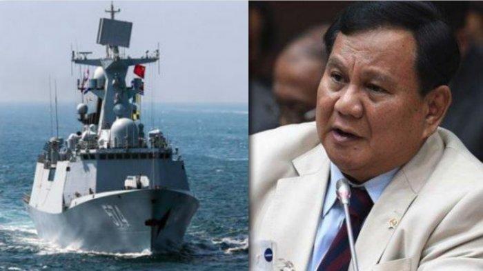 Kapal China Tiba-tiba Ada di Selat Sunda, 3 Kali Matikan Alat Tracking Bikin Curiga, Prabowo Disorot