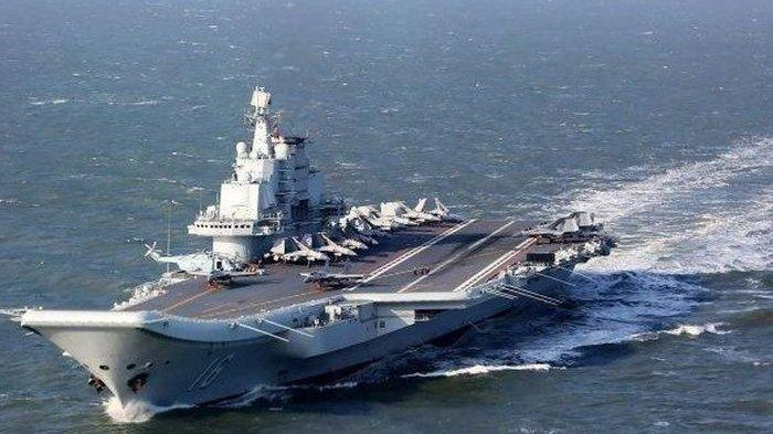 Kapal Induk Terbaru Milik China ini Akhirnya Dikeluarkan, Siap Hancurkan Siapapun Musuhnya