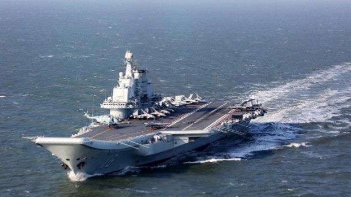 Demi Imbangi Angkatan Laut AS, Empat Kapal Induk China Bakal Bertenaga Nuklir