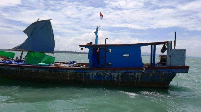 Sempat Hilang Kontak, KM Sinar Hasil Laut Akhirnya Ditemukan di Perairan Kepulauan Riau