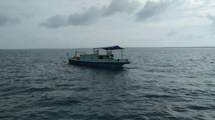 Sempat Hilang Saat Melaut, Perahu Hanyut, Nelayan Ini Berhasil Diselamatkan ABK Kapal Pengangkut CPO