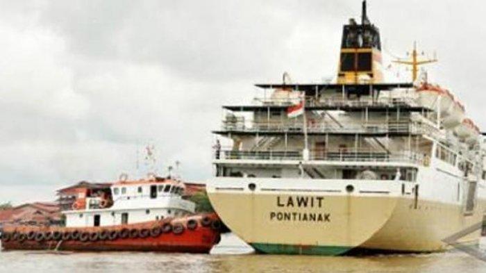 Kapal Pelni Sepi Penumpang, Sekali Angkut Cuma 30 Orang, Andri: Pemda Belitung Tidak Mendukung