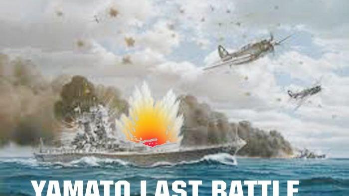 Disebut tak Mungkin Bisa Ditenggelamkan, Begini Akhir Tragis Kapal Perang Yamato