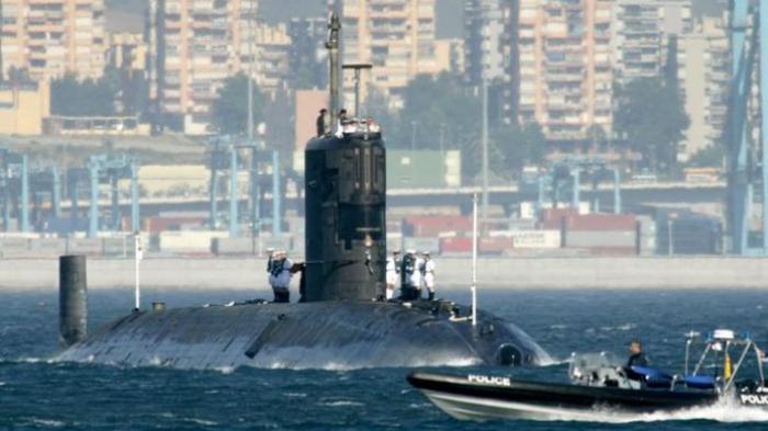 Kapal selam nuklir Inggris