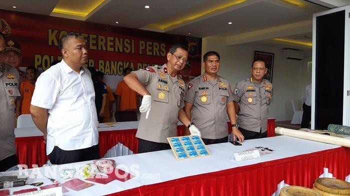 Brigjen Anang Syarif Hidayat akan Tindak Anggotanya Terlibat Illegal Oil dan Illegal Mining