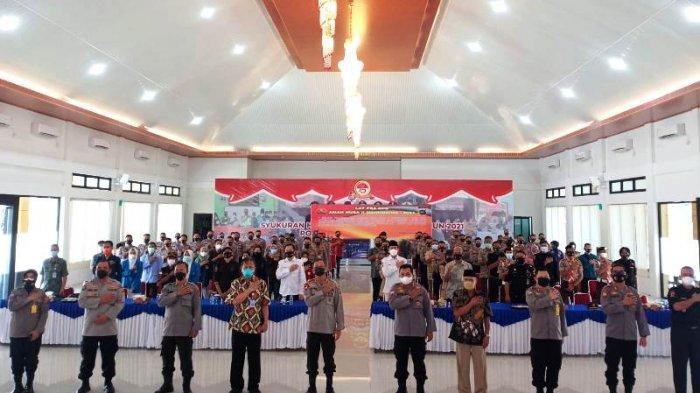 Indonesia Peringkat Dua Dunia Kasus Harian Covid-19, Kapolda Babel Ajak Lawan Corona
