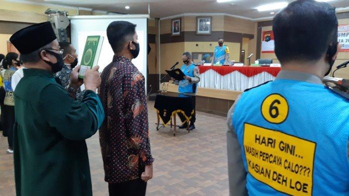 Kapolda: Bintara Curi Senpi Jadi Contoh Salah Rekrutmen