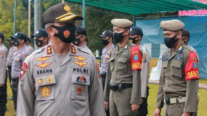 Jelang Pilkada, Kapolda Titip Pesan ke Jajaran Polres Bateng