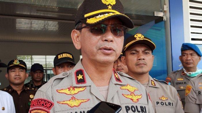 Kapolda Bangka Belitung Menghadiri Agenda Vaksin Tahap 2 bagi Forkominda