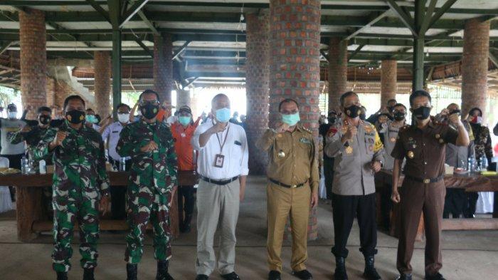 Kapolda Bangka Belitung Hadiri Undangan Rakor Rencana Penanggulangan Bencana