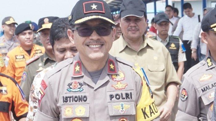 Dipromosikan Bintang 2, Brigjen Pol Istiono Jabat Kakorlnatas Polri