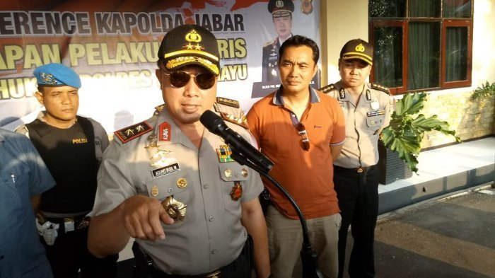 Penyerang Mapolres Indramayu Tak Berani Pulang ke Rumah Meski Peluru Bersarang di Dadanya