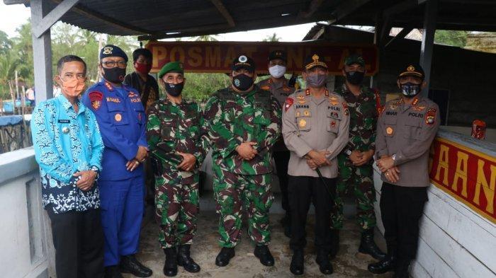 Kapolda Bangka Belitung Perketat Pengawasan Perairan Sungaiselan