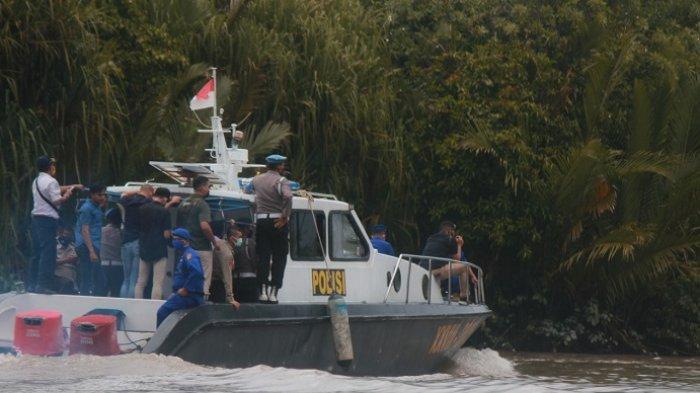 Kapolda Babel Pantau Jalur Tikus di Pelabuhan Sungaiselan Antisipasi Masuknya Penumpang Gelap