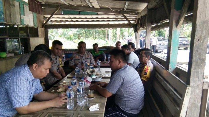 Demo Pengusiran PIP di Perairan Romodong Batal Setelah Kapolda Temui Nelayan Belinyu