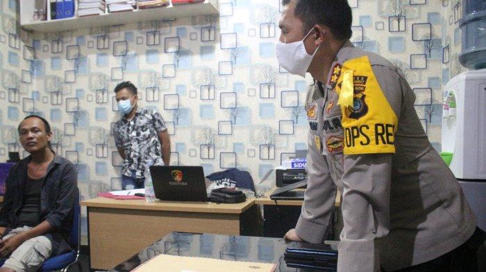 Jadi Calo Penumpang Pelabuhan Tanjungkalian di Tengah Covid-19, Buyung dan Kiki Digelandang Polisi