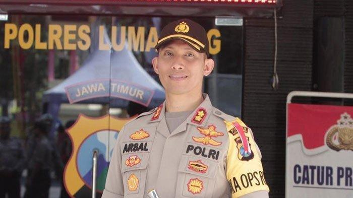 AKBP M Arsal Sahban Kapolres Lumajang Halalkan Darah Begal, Minta Anak Buahnya Tembak Pelaku