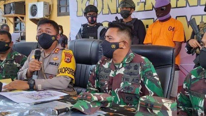 Ter, Anggota KKB Penyuplai Bahan Makanan untuk Kelompok Joni Botak Ditangkap TNI-Polri