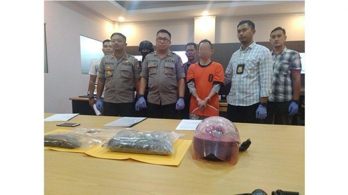 Cemburu Berujung Maut, AC Tega Habisi Nyawa Wanita Indekos di Singkawang