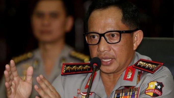 Kapolri Tito Karnavian Mutasi 85 Jenderal-Pamen Polri, Berikut Nama-Namanya, Cek di Sini
