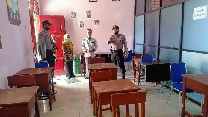 Jelang Tahun Ajaran Baru, Kepolisian Dukung Penerapan Protokoler Kesehatan Sekolah dan Peserta Didik