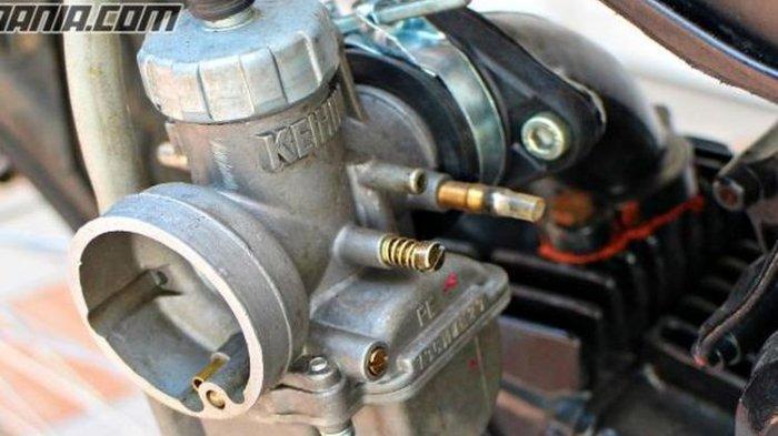 Cara Mudah Merawat Karburator Motor Jadul