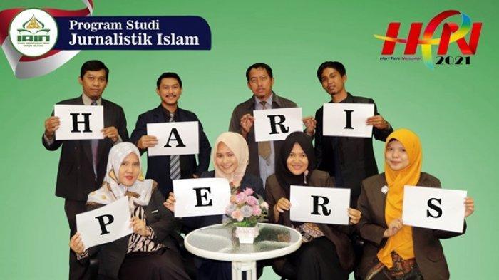 Prodi Jurnalistik Islam IAIN SAS Bangka Belitung Semarakkan Hari Pers Nasional 2021