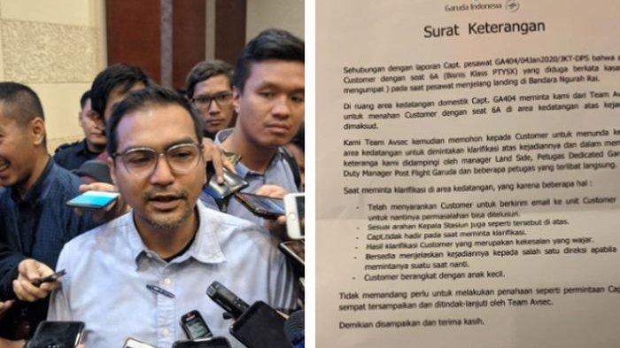 Karena Ingin Buang Air Besar, Penumpang Garuda Indonesia Sampai Ditahan Hingga Dirut Minta Maaf