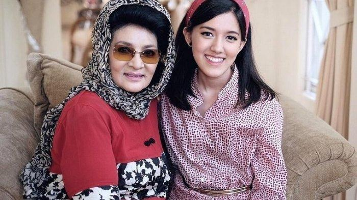 Farida Pasha, Pemera Mak Lampir di Misteri Gunung Merapi Ternyata Nenek Penyanyi Ify Alyssa