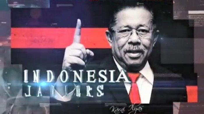 Karni Ilyas Presiden Indonesia Lawyers Club (ILC)