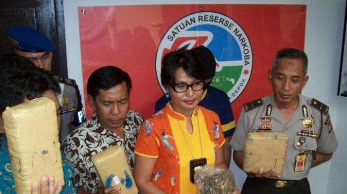 Disinyalir Tempat Pesta Narkoba, Kos-Kosan Mewah Digerebek Polisi