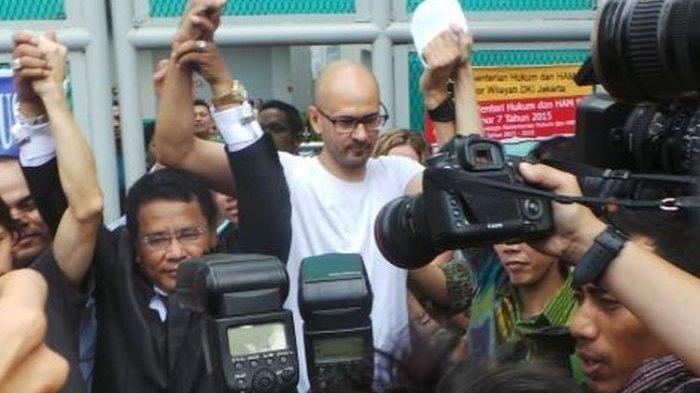 Kasus Sodomi di Jakarta International School, Neil Bantleman Kini Bebas Berkat Grasi Jokowi