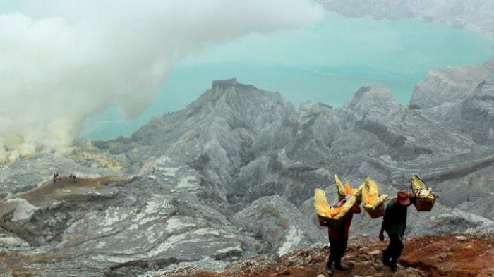 1 dari 5 Danau Paling Mematikan di Dunia Ternyata Ada di Indonesia