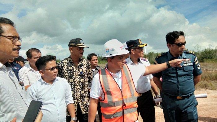 Wali Kota Pangkalpinang Kejar Pembangunan Pelabuhan Baru Pangkabalam, Bisa Lakukan Ekspor Langsung
