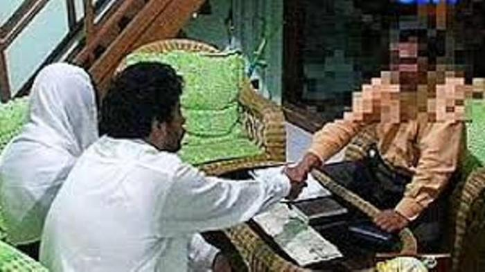 Usia Baru 18 Tahun Si Eneng Sudah 11 Kali Kawin Kontrak, Mas Kawinnya 10 Juta
