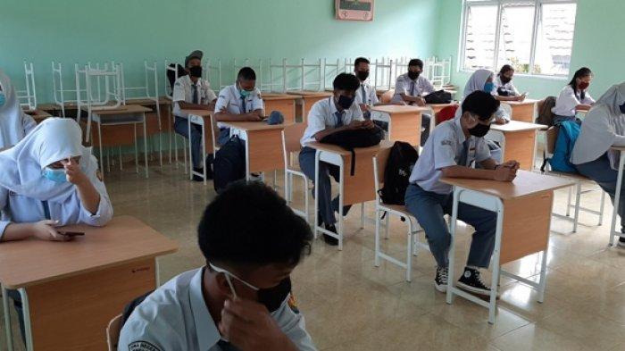 Simulasi Sekolah Tatap Muka, DPRD Minta Pemkot Pangkalpinang Tidak Gegabah, Jangan Ada Klaster Baru