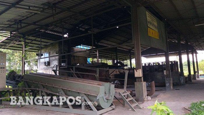 Puluhan Pabrik Peleburan Timah di Bangka Belitung Stop Operasi, Hanya 4 Smelter yang Masih Aktif