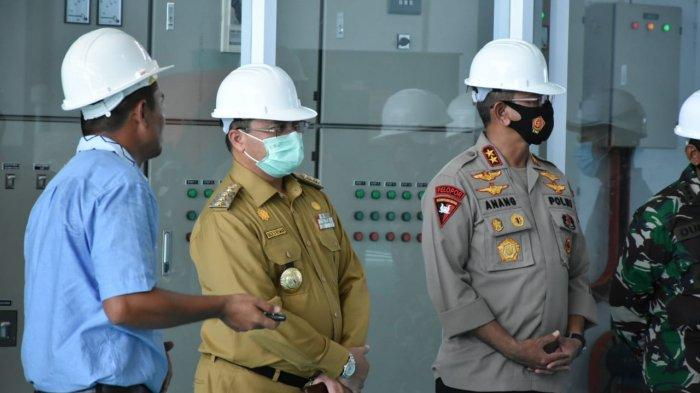 Gubernur Erzaldi Harap Pabrik Minyak Kelapa Sawit Bisa Dongkrak Harga Sawit Petani