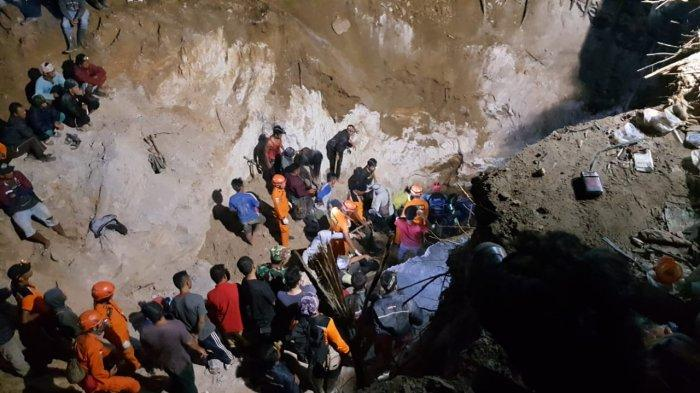 Telan Lima Korban Jiwa, Polsek Simpang Teritip Ingatkan Masyarakat Tak Menambang di Bukit Panjang