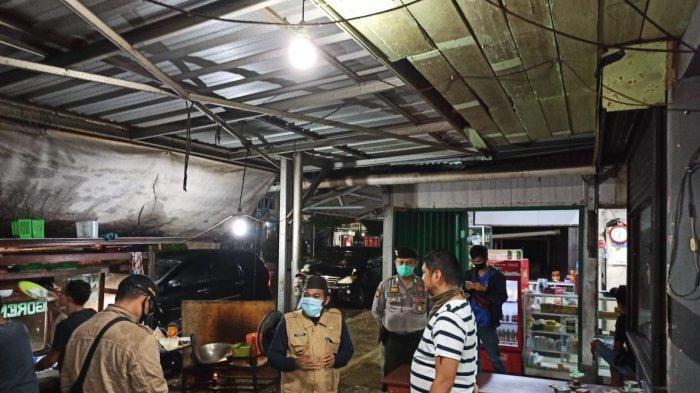 Pemilik Warkop Toboali Batasi Satu Meja untuk Tiga Pelanggan dan Wajib Pakai Masker Agar Dilayani