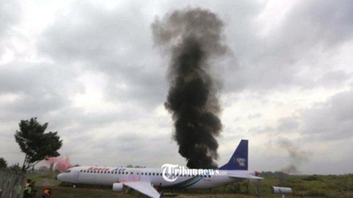 TRAGIS, Angkut Tenaga Medis Corona, Pesawat Lion Air Meledak, Semua Penumpang Tewas