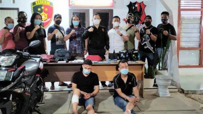 Dua Perampok Spesialis Nasabah Bank di Pangkalpinang Tertangkap, Begini Modus Kejahatan Mereka