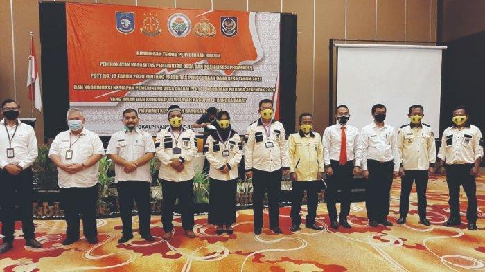 DPC APDESI Babar Gelar Bimtek Penyuluhan Hukum Tahun 2020